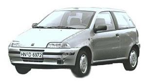Punto I (1993-99)