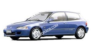 Civic 5 (1992-95)
