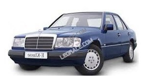 Classe E - W124 (1987-97)