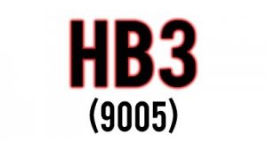 HB3 (9005)